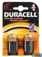 Батарейки DURACELL (C) LR14-2BL NEW 2 шт