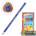 Набор цветных карандашей Stabilo Trio 203/12 12 шт утолщенные 181105