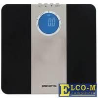 Весы напольные электронные Polaris PWS 1548D BMI макс.150кг черный