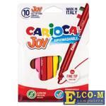 Набор фломастеров CARIOCA Joy 40528 2.6 мм 10 шт 151217