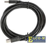 Кабель USB 2.0 A - USB B Belsis SP3092, 5 м, черный