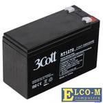 Аккумулятор для ИБП 3Cott 12V7Ah