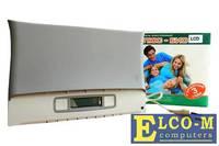 """Очиститель-ионизатор воздуха """"Супер-плюс-Био"""" LCD серый"""