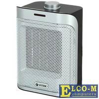 Тепловентилятор Vitek 2051(BK) 1500 Вт серый