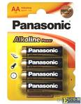 Батарейки Panasonic Alkaline Power LR6REB/4BP AA 4 шт