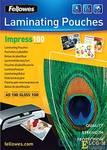 Пленка для ламинирования Fellowes FS-53510 A5 100мкм 100шт глянцевая