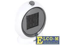 Тепловентилятор Neoclima PTC-20 FAURA серебро, керамический, 1,5 кВт, S-16 м, защита от перегрева