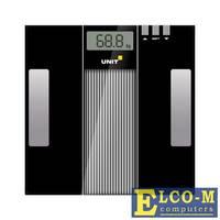 Весы напольные электронные UNIT UBS-2210 (Цвет: Чёрный)