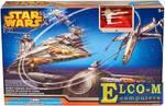 Игровой набор Hot Wheels Star Wars Битва с Имперским крейсером CGN30