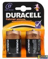 Батарейки DURACELL (D) LR20-2BL 2 шт