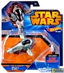 Звездолет Mattel Hot Wheels Star Wars Boba Fett's Slave I CGW52