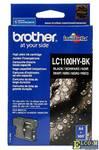 Картридж струйный Brother LC1100HYBK черный (black) 900 стр.