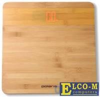Весы напольные Polaris PWS 1847D бамбук