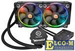 Вентилятор Thermaltake Premium Floe Riing RGB 240 (CL-W157-PL12SW-A)