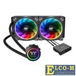 Вентилятор Thermaltake Premium Floe Riing RGB 280 (CL-W167-PL14SW-A)