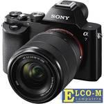 Фотоаппарат SONY ILCE-7KB 24.3Mp, SD, SDHC, SDXC, Wi-Fi, NFC'' [ILCE7B.RU2]