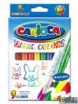 Набор фломастеров Universal CARIOCA ERASABLE 2 мм 10 шт разноцветный 41238/10 41238/10