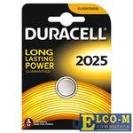 Батарейки DURACELL (CR2025) CR2025 1 шт