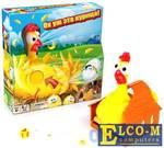 Настольная игра логическая Ooba Ох, уж эта курица!