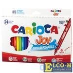 Набор фломастеров CARIOCA Joy 40615 2.6 мм 24 шт 150108