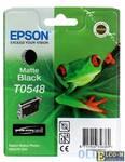 Картридж Epson Original T054840 черный (black) 400 стр.