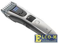 Машинка для стрижки Panasonic ER-GB70-S520, универсальная, аккум. на 50 мин, триммер д/бороды, 2 насадки, черный