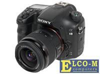 Фотоаппарат SONY ILCA-68K Black 24.5Mp,SDXC, Wi-Fi, NFC [ILCA68K.CEC]