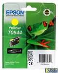 Картридж Epson Original T054440 желтый (yellow) 400 стр.