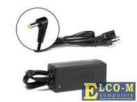 Зарядное устройство для нетбука TopON TOP-AS03 Asus Eee PC 700, 701, 702, 703, 900, 2G, 4G Surf Series. 9.5V 2.5A 24W. Коннектор 4,8 на 1,7 мм.