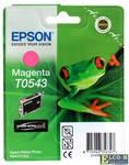 Картридж Epson Original T054340 пурпурный (magenta) 400 стр.