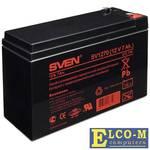 Аккумулятор SVEN SV 12V7Ah