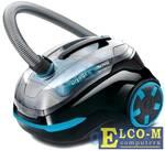 Пылесос Thomas DryBOX черный/голубой