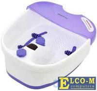 Ванна для ног Polaris PMB1006 100Вт фиолетовый