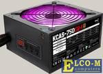Блок питания Aerocool 750W Retail KCAS-750GM