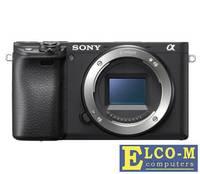 Фотоаппарат SONY ILCE-6400B 24.2Mp, SD, SDHC, SDXC, RAW14bit, 4K, ISO32000, Wi-Fi, NFC ILCE6400B.CEC
