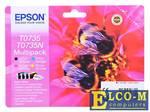 Картридж Epson Original T07354A (T10554A10) комплект