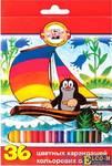 Набор цветных карандашей Koh-i-Noor Крот 36 шт 175 мм