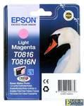 Картридж Epson Original T11164A10 светло-пурпурный (light magenta) 480 стр.
