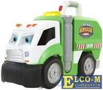 Peg-Perego Real Workin' Buddies пластик на колесах зеленый 583850