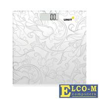 Весы напольные электронные UNIT UBS-2053 (Цвет: Светло-Серый)