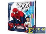SM001-s4 Футболка с фломастерами для раскрашивания Spider-Man-Возраст 4 года/Рост 104 см