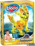Развивающий конструктор BLOCO Дракон Лайтникс 30512