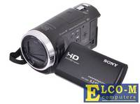 "Видеокамера Sony HDR-CX625B Black 30x.Zoom, 9.2Mp, CMOS, 3.0"", OS, AVCHD/MP4, WiFi, NFC [HDRCX625B.CEL]"