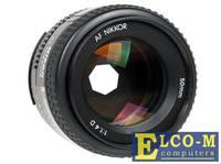 Объектив Nikon AF 50mm f/1.4D Nikkor