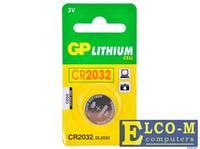 Элемент питания GP CR2032-C1 (для биоса мат. плат)