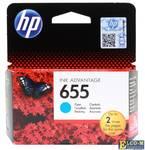 Картридж HP CZ110AE (№ 655) Cyan