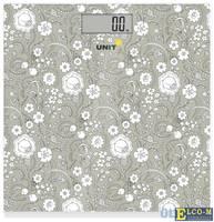 Весы напольные электронные UNIT UBS-2052 (Цвет: Темно-Серый)