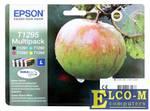 Картридж Epson Original T1295 C13T12954010 комплект 400 стр.