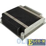 Радиатор без вентилятора Supermicro SNK-P0047P