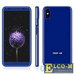 Смартфон Doogee X55 16Gb Blue